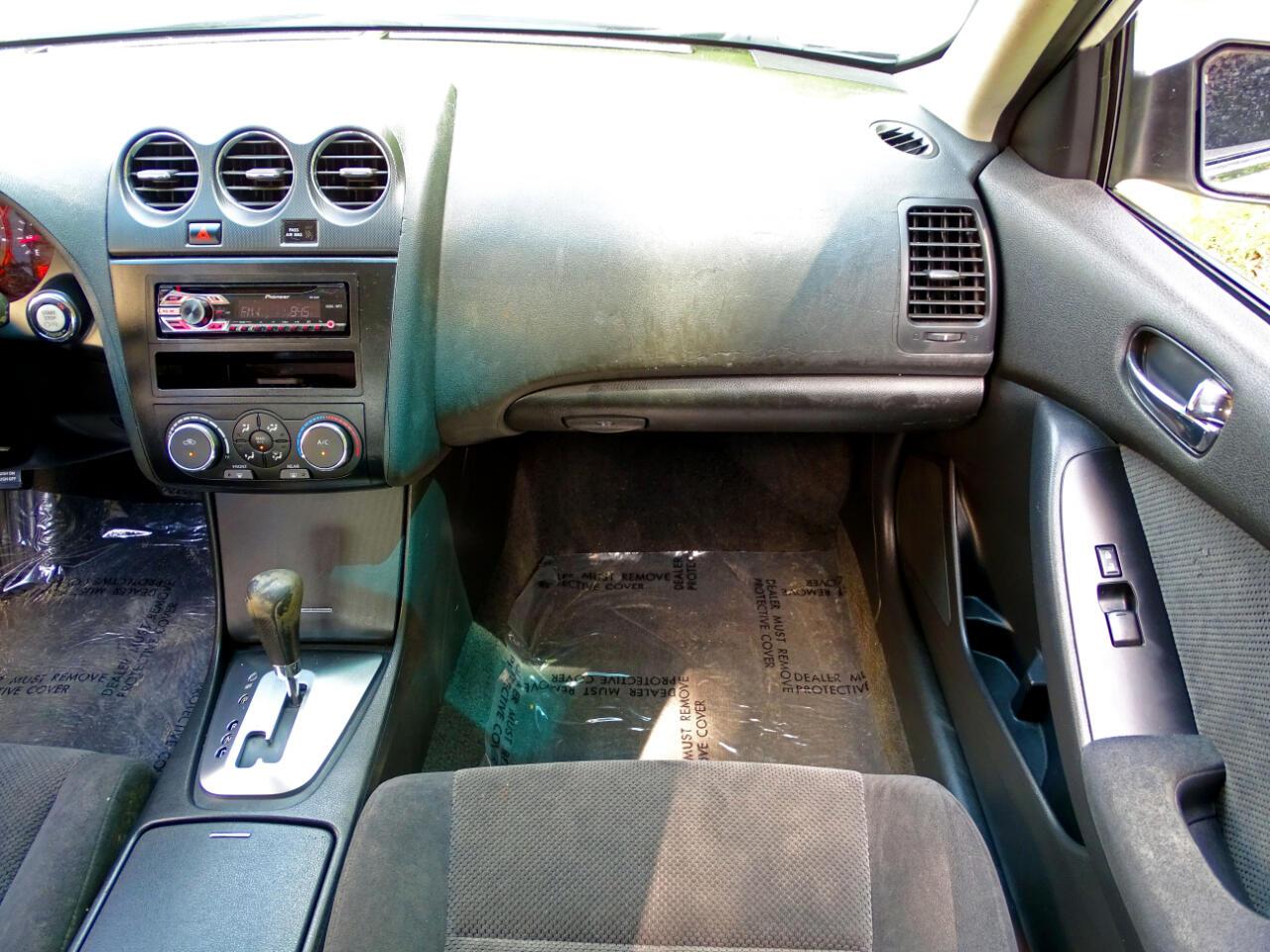 2008 Nissan Altima 4dr Sdn I4 CVT 2.5 S