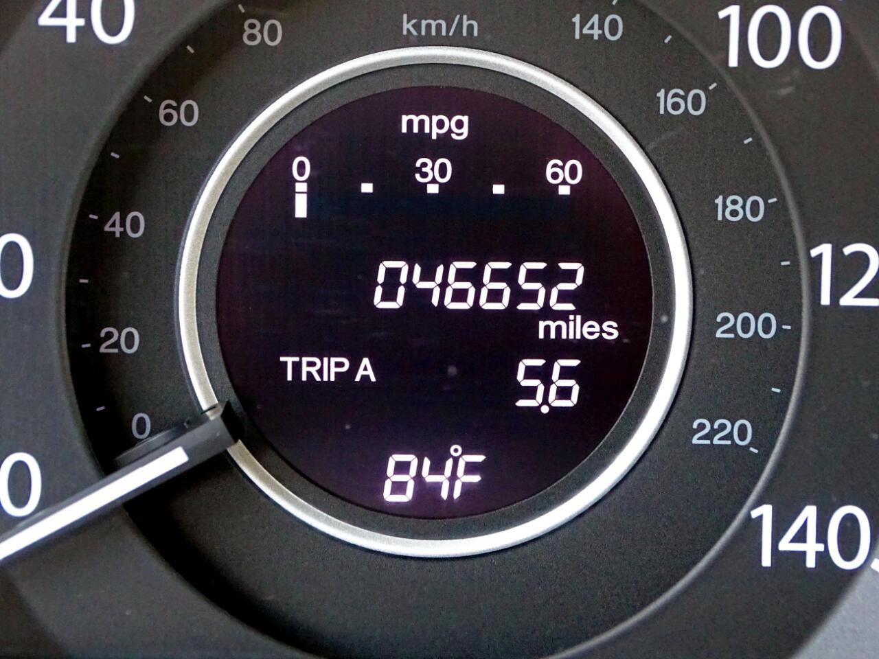 2016 Honda CR-V 2WD 5dr LX
