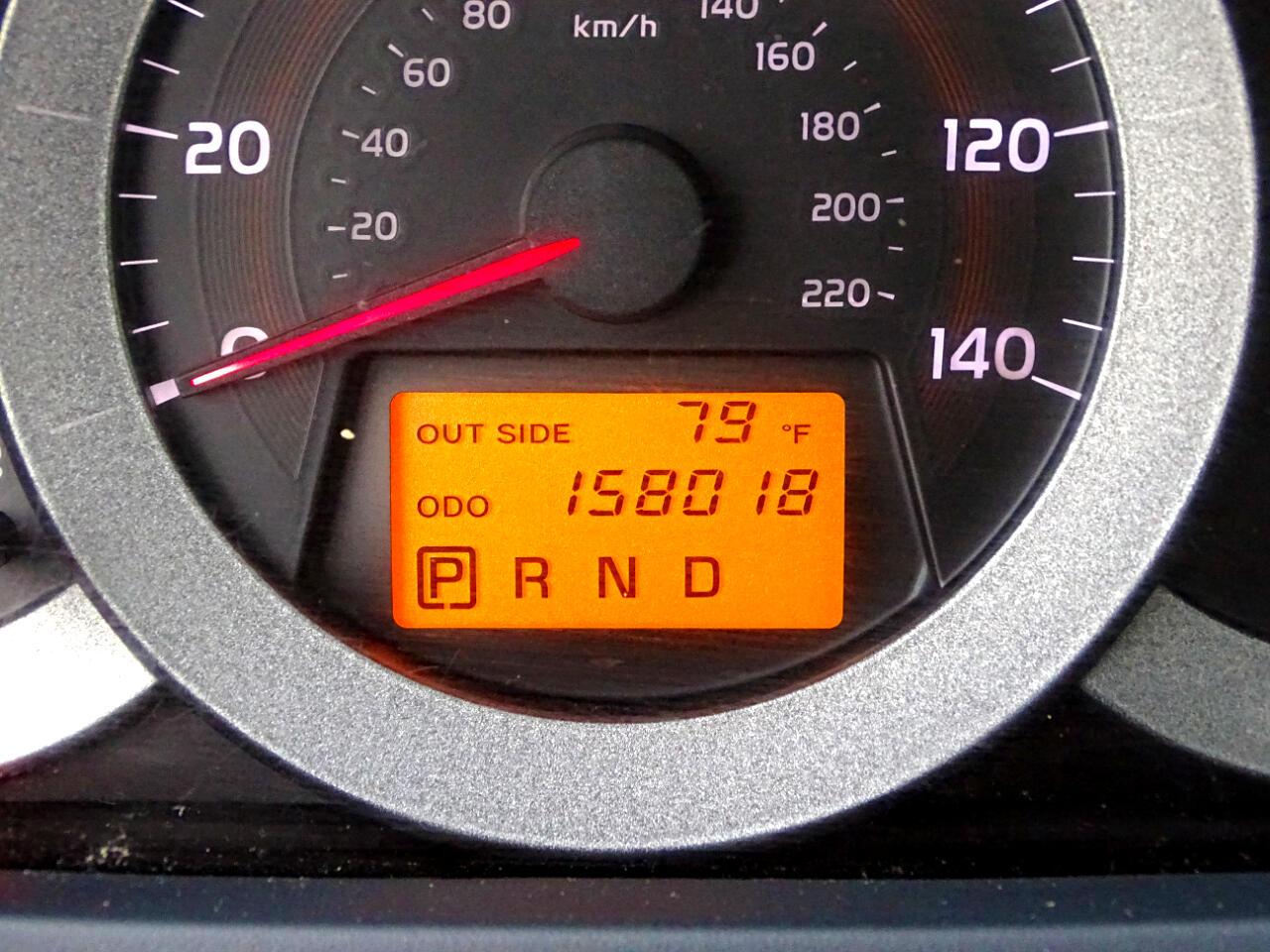 2006 Toyota RAV4 4dr Limited 4-cyl 4WD (Natl)
