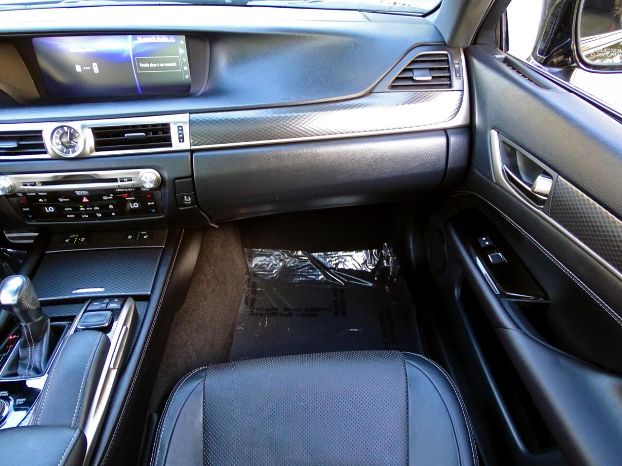 2016 Lexus GS 350 4dr Sdn RWD F Sport