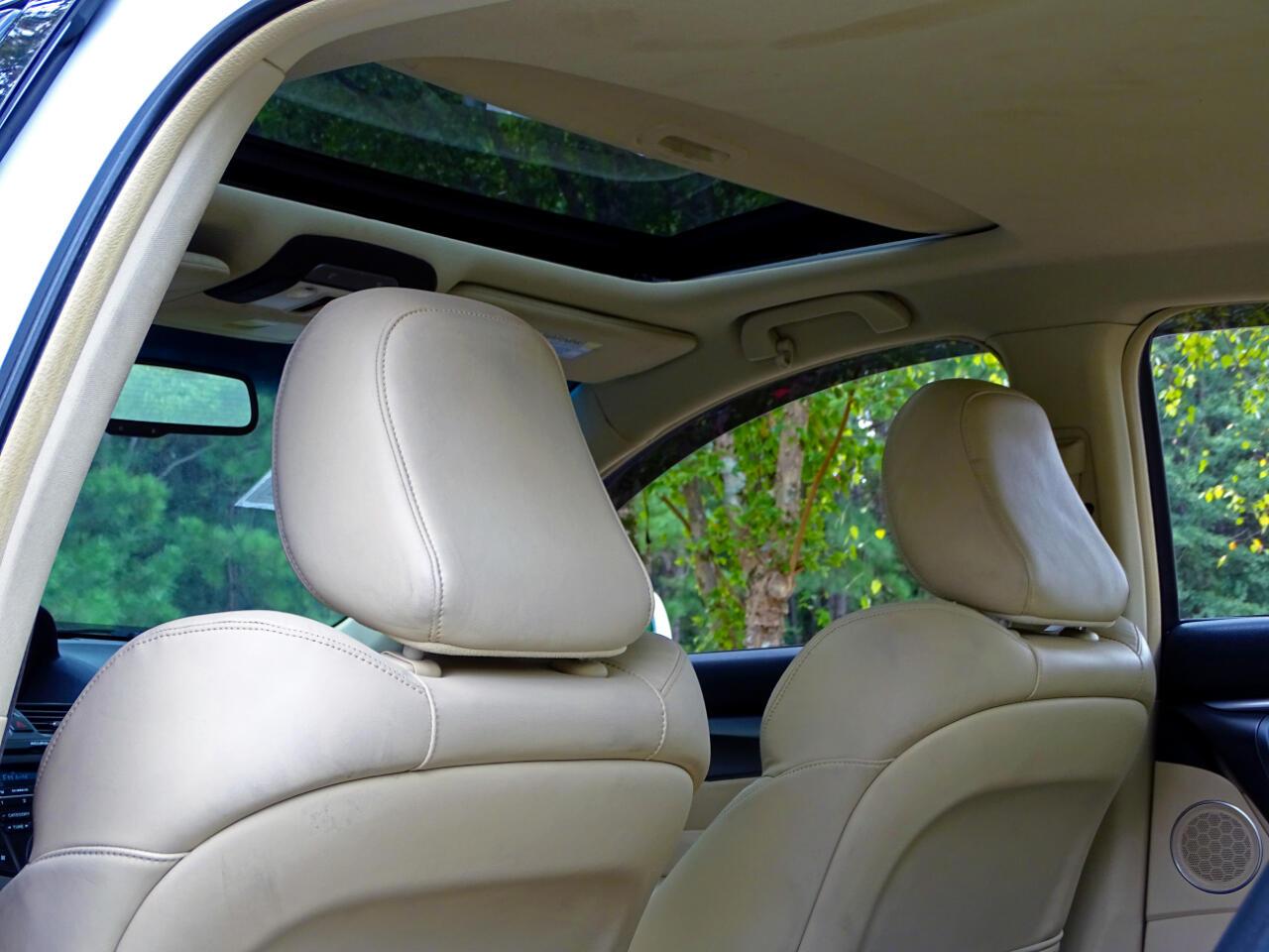2014 Acura TL 4dr Sdn Auto 2WD Tech