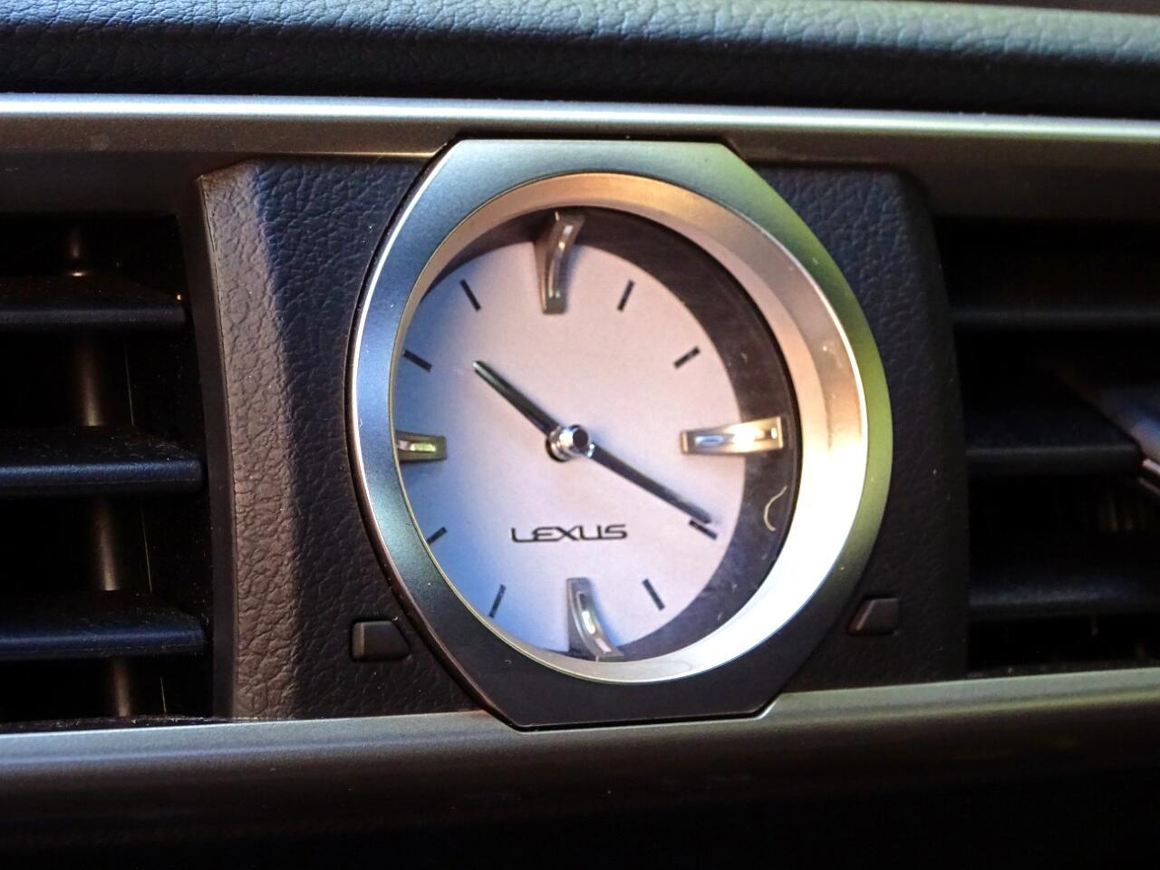 2015 Lexus RC 350 2dr Cpe RWD