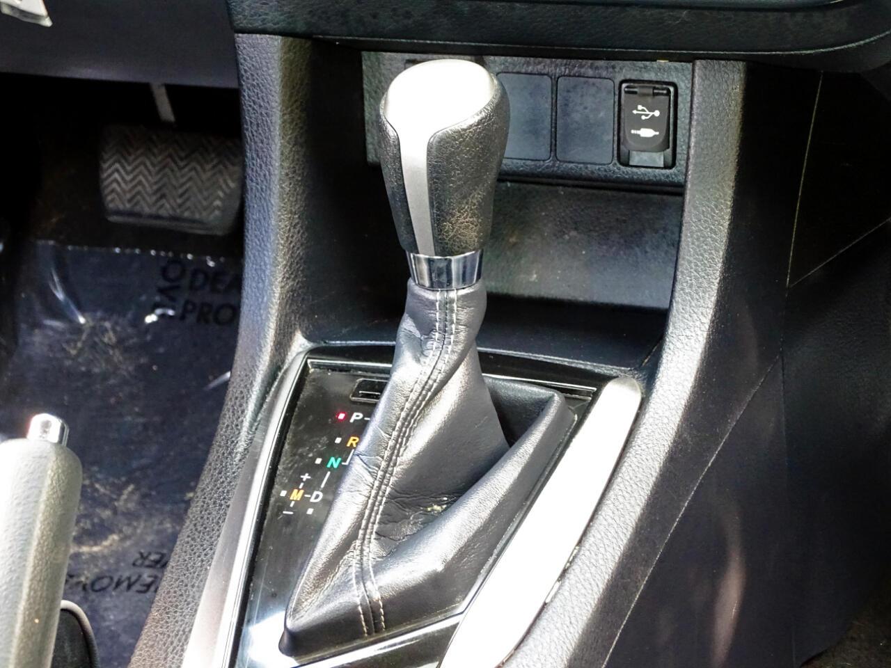 2016 Toyota Corolla 4dr Sdn CVT S Plus (Natl)