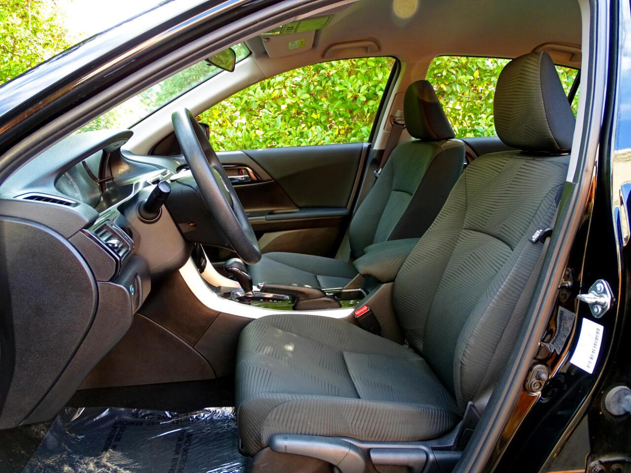 2016 Honda Accord Sedan 4dr I4 CVT LX