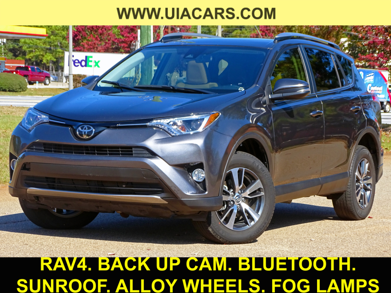 2018 Toyota RAV4 Adventure FWD (Natl)