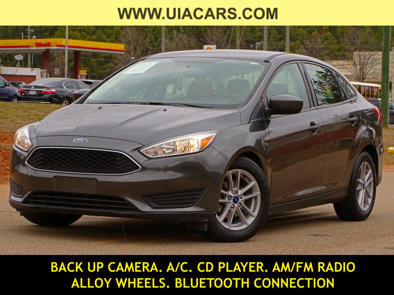 Ford Focus SE Sedan 2018