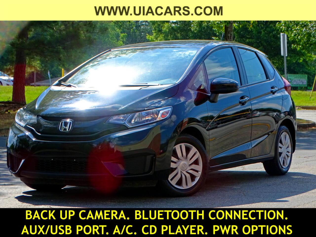 Honda Fit 5dr HB CVT LX 2016