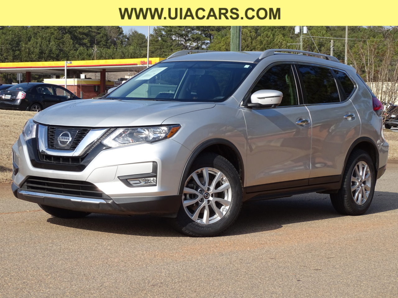 Used Nissan Rogue Lawrenceville Ga