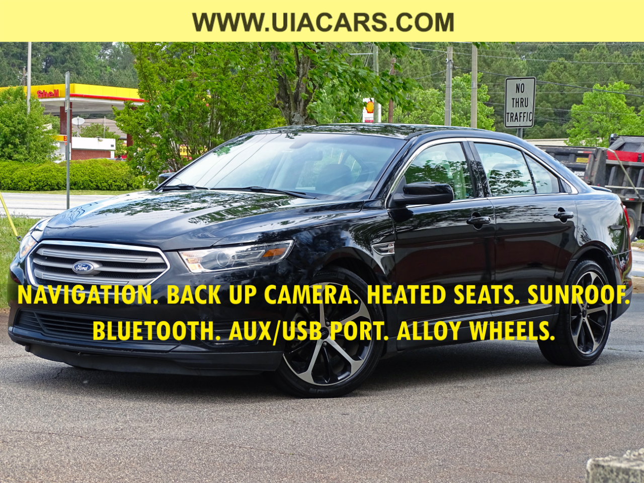 Ford Taurus 4dr Sdn SEL FWD 2016