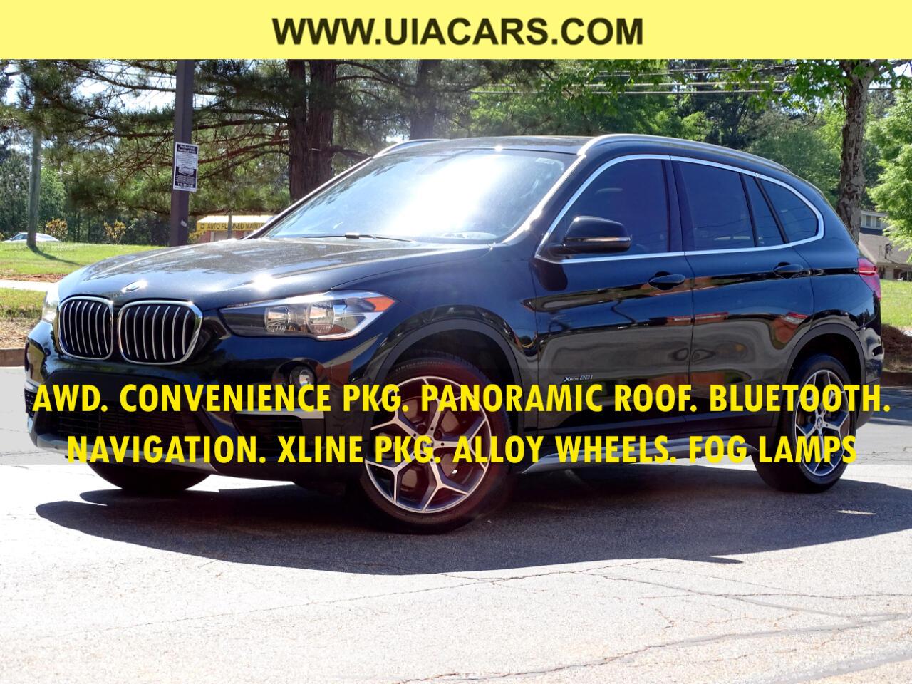 BMW X1 xDrive28i Sports Activity Vehicle Brazil 2018
