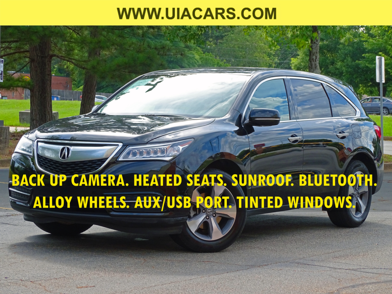 Acura MDX FWD 4dr 2016