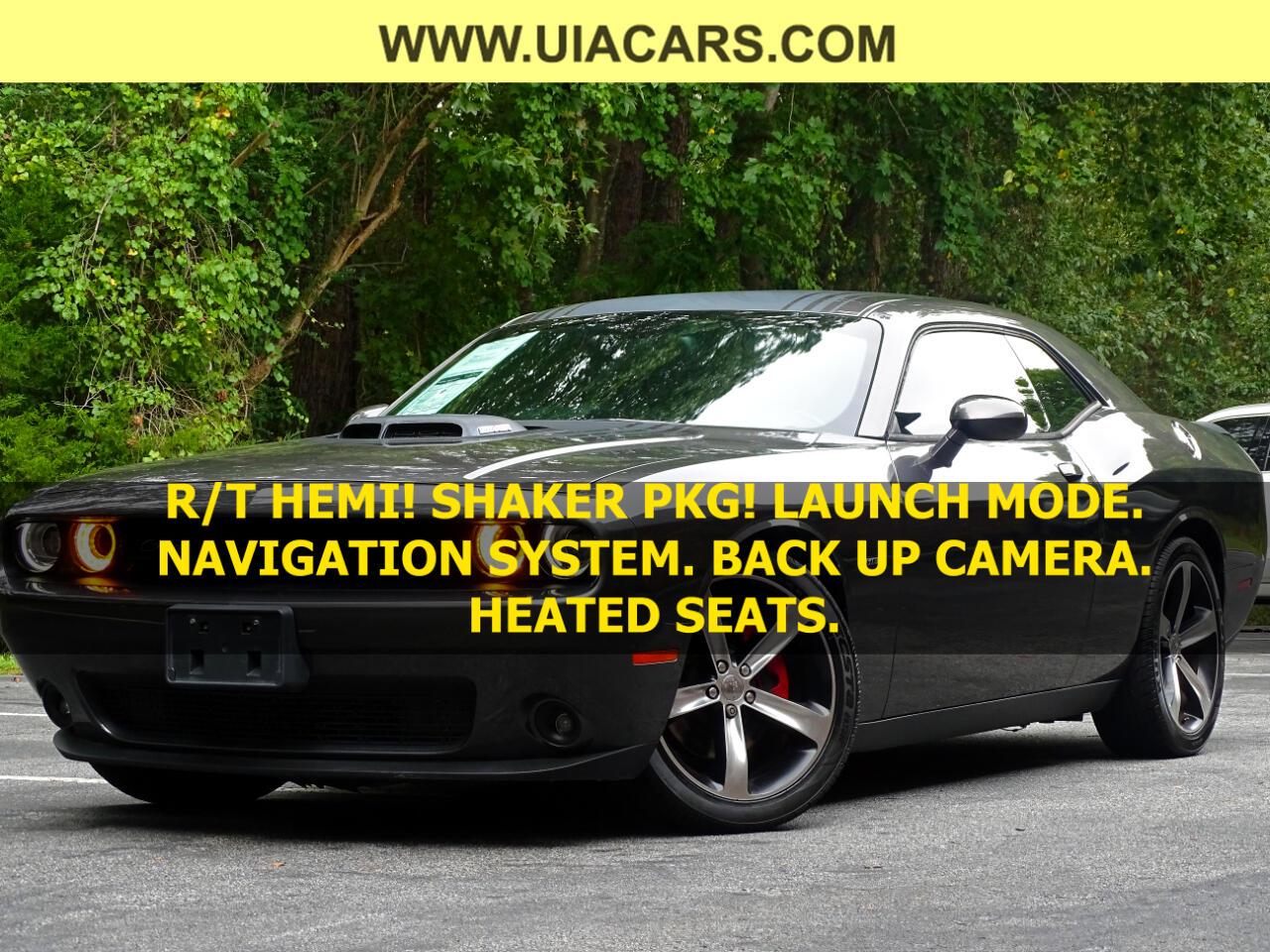 Dodge Challenger 2dr Cpe R/T Plus Shaker 2015