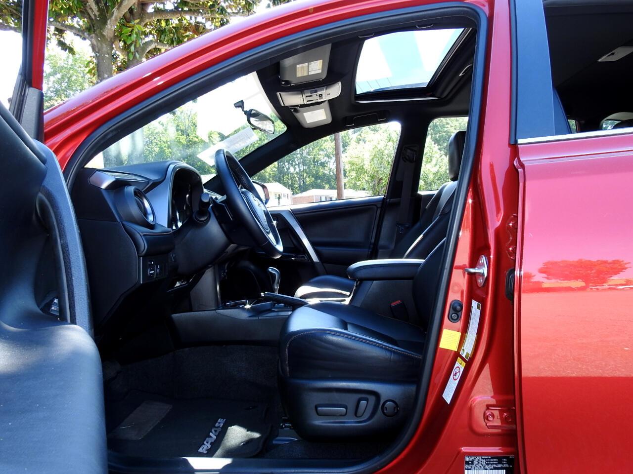 2016 Toyota RAV4 FWD 4dr SE (Natl)
