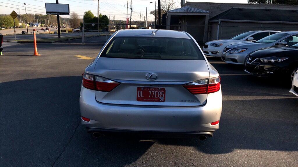 2014 Lexus ES 350 Premium