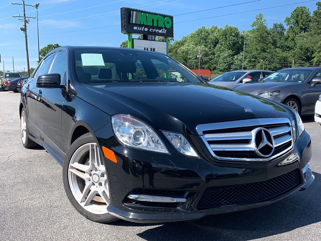 2013 Mercedes-Benz E-Class 4dr Sdn E 350 Luxury RWD *Ltd Avail*