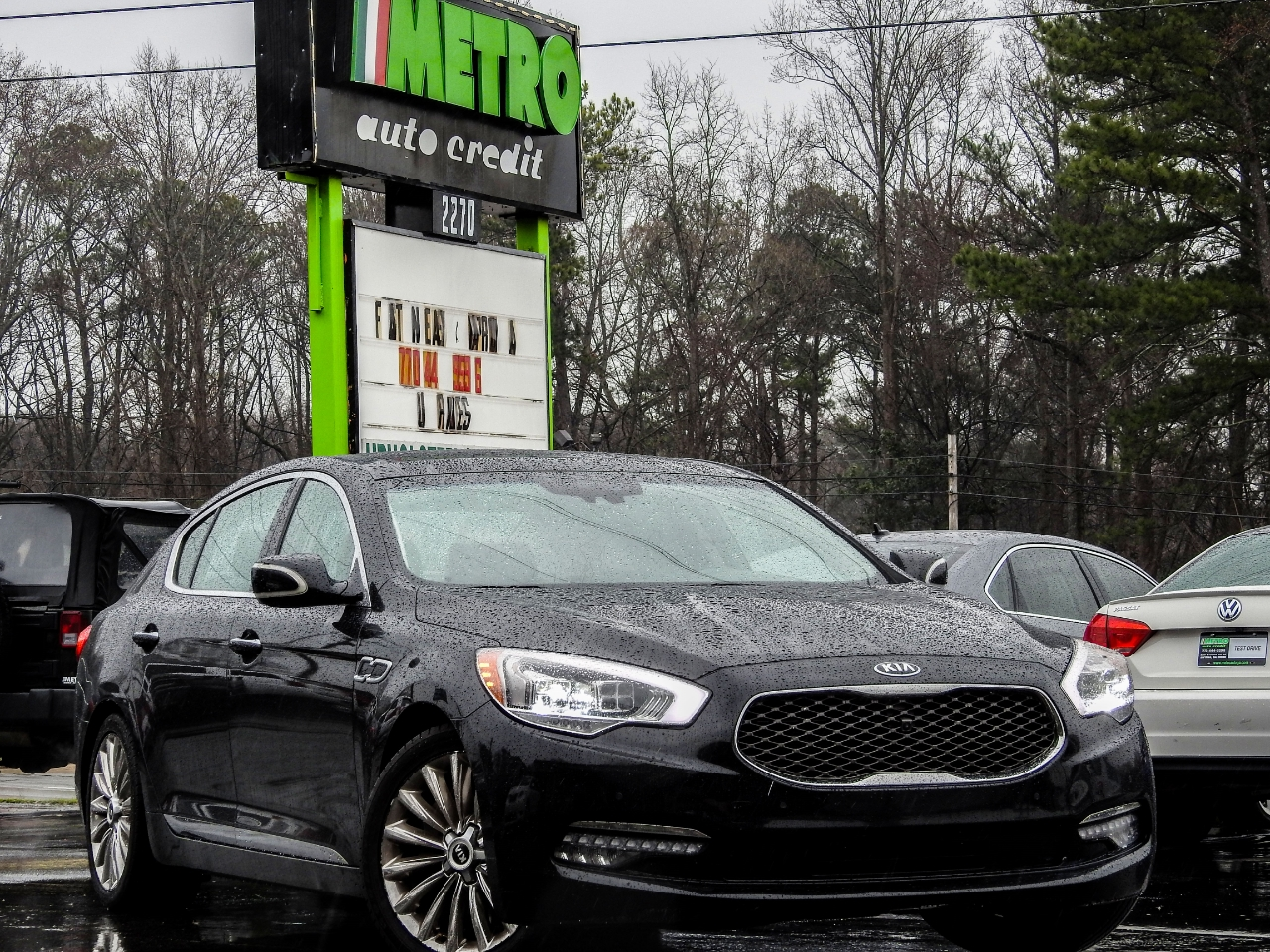 Kia K900 4dr Sdn Luxury 2015