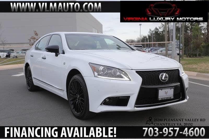 2015 Lexus LS 460 Luxury Sedan AWD