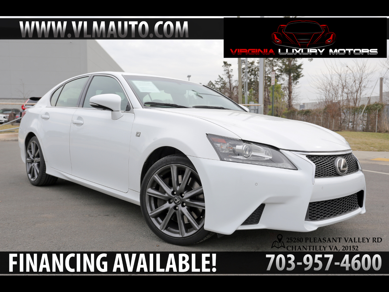 2015 Lexus GS 350 F-Sports Package