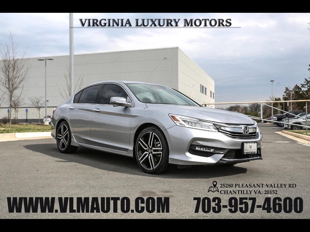 2017 Honda Accord Sedan Touring Auto