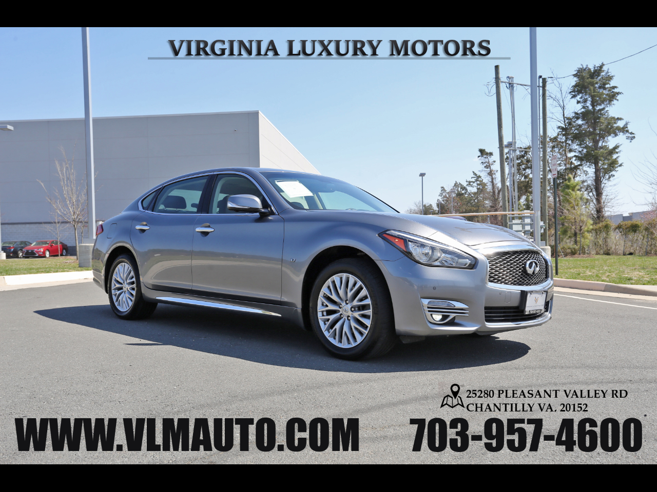 2015 Infiniti Q70L w/Technology Package