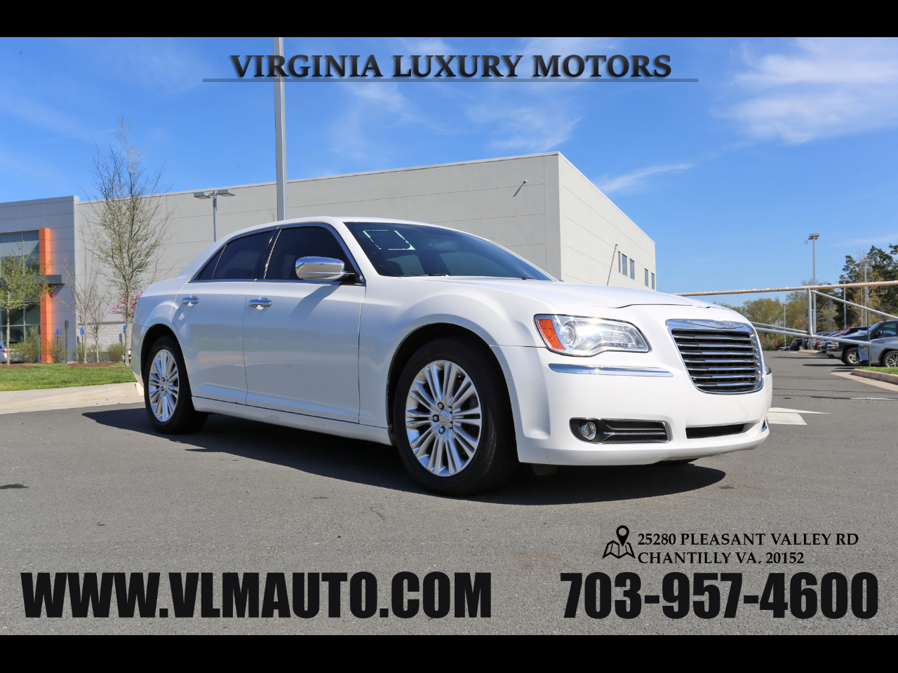 2012 Chrysler 300 4dr Sdn V6 Limited AWD