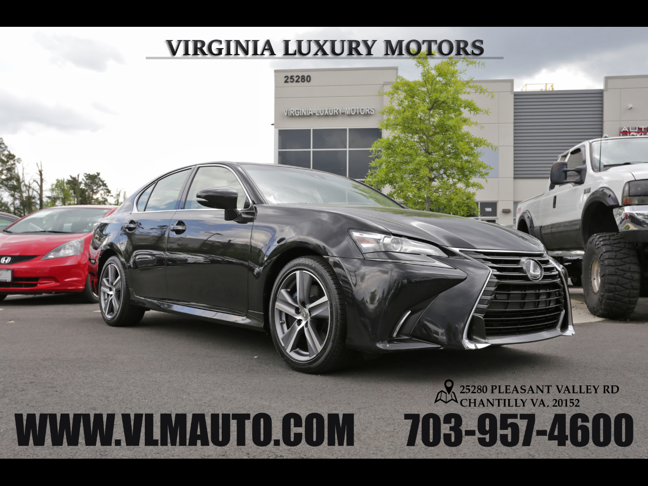 2016 Lexus GS 350 F-Sports Package