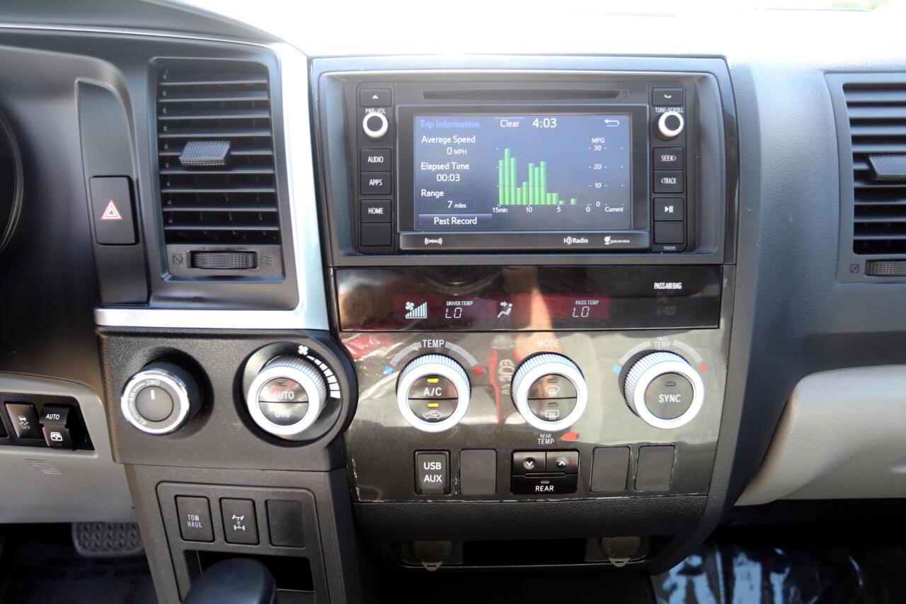2018 Toyota Sequoia SR5 4WD