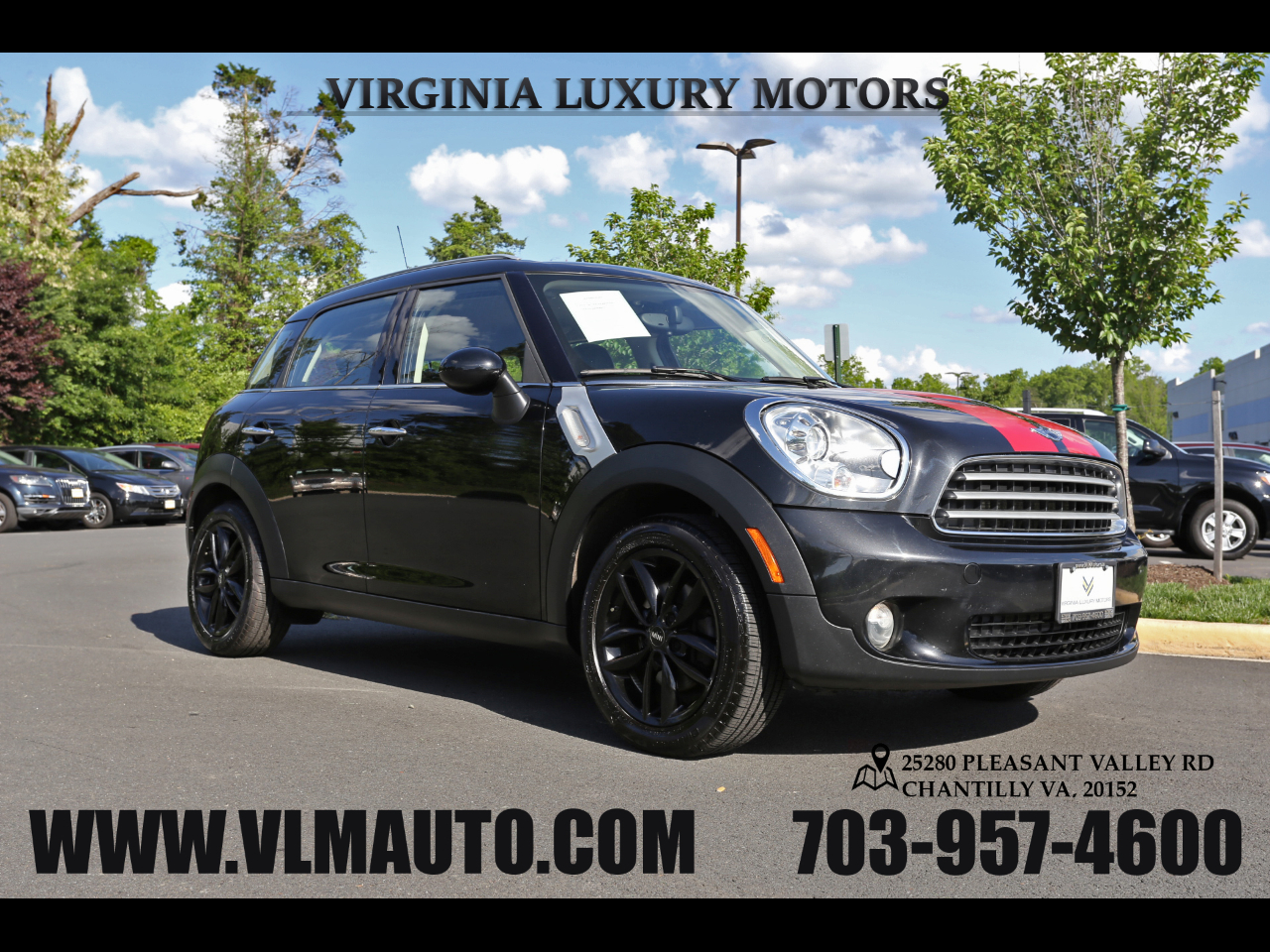 2012 MINI Cooper Countryman 4dr