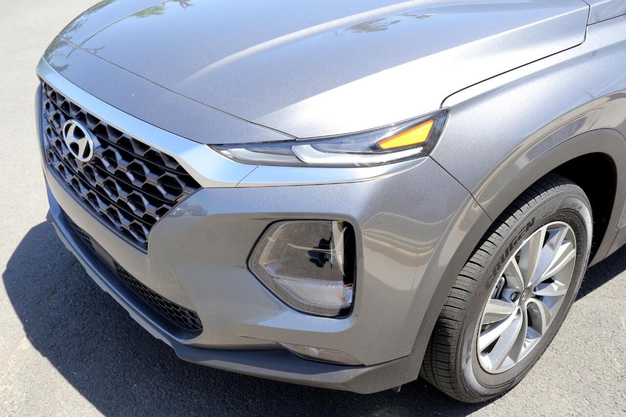 2019 Hyundai Santa Fe Ultimate 2.4L Auto AWD