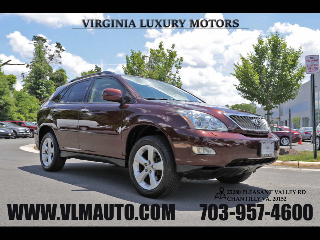 2008 Lexus RX 350 Premium Plus Package