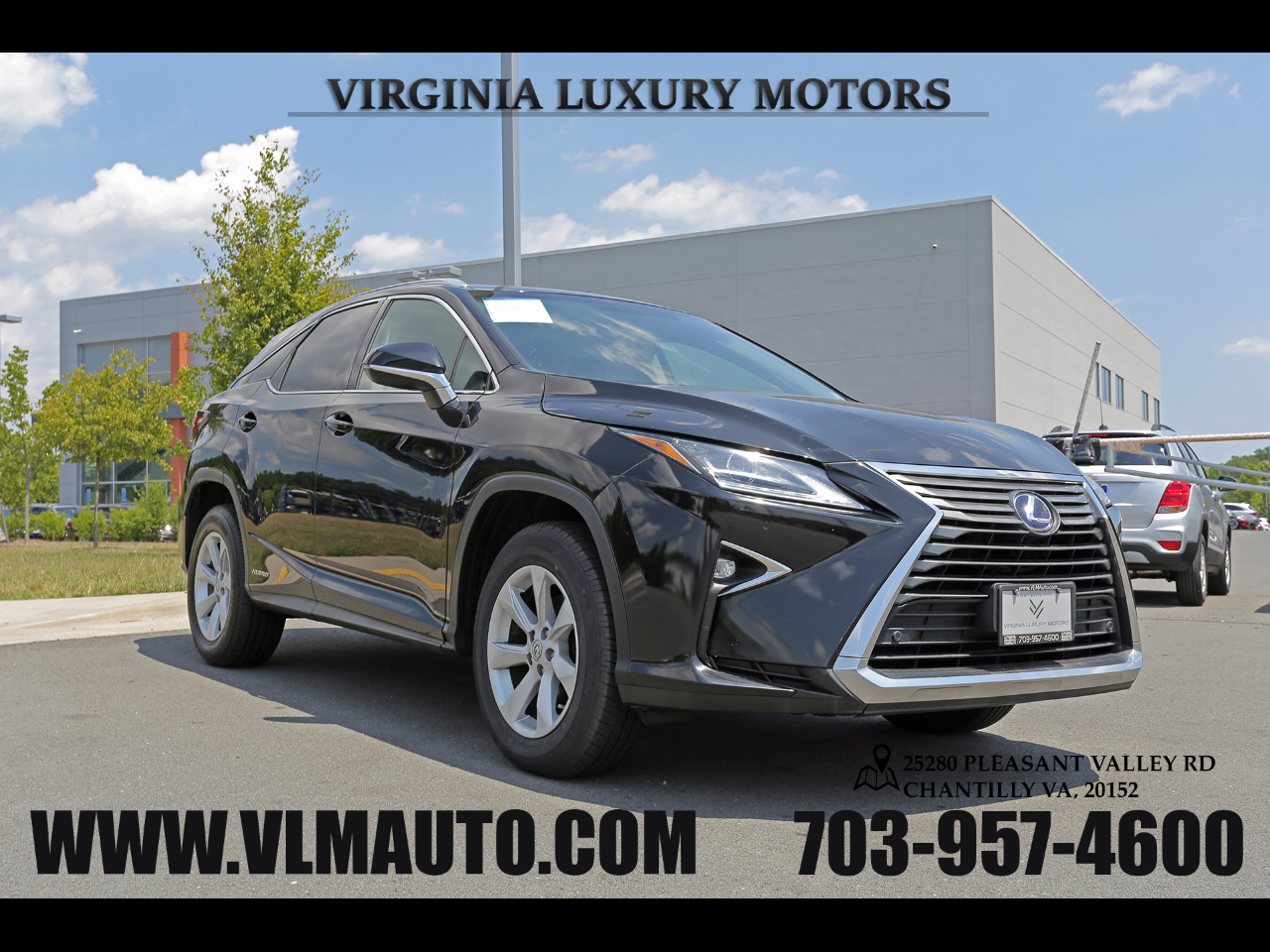 2016 Lexus RX 450h Premium Plus Package