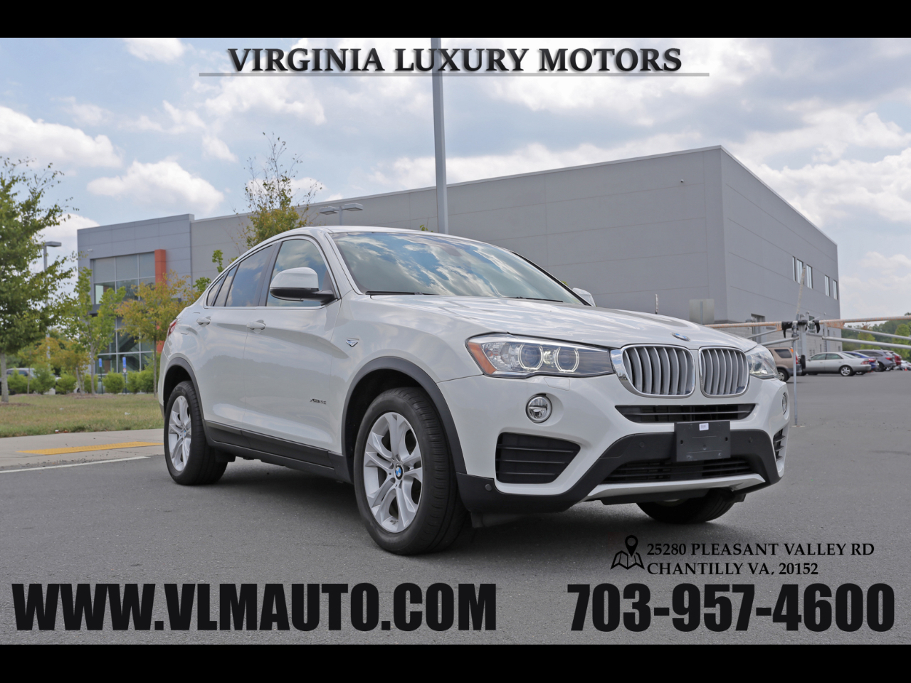 2016 BMW X4 AWD 4dr xDrive28i