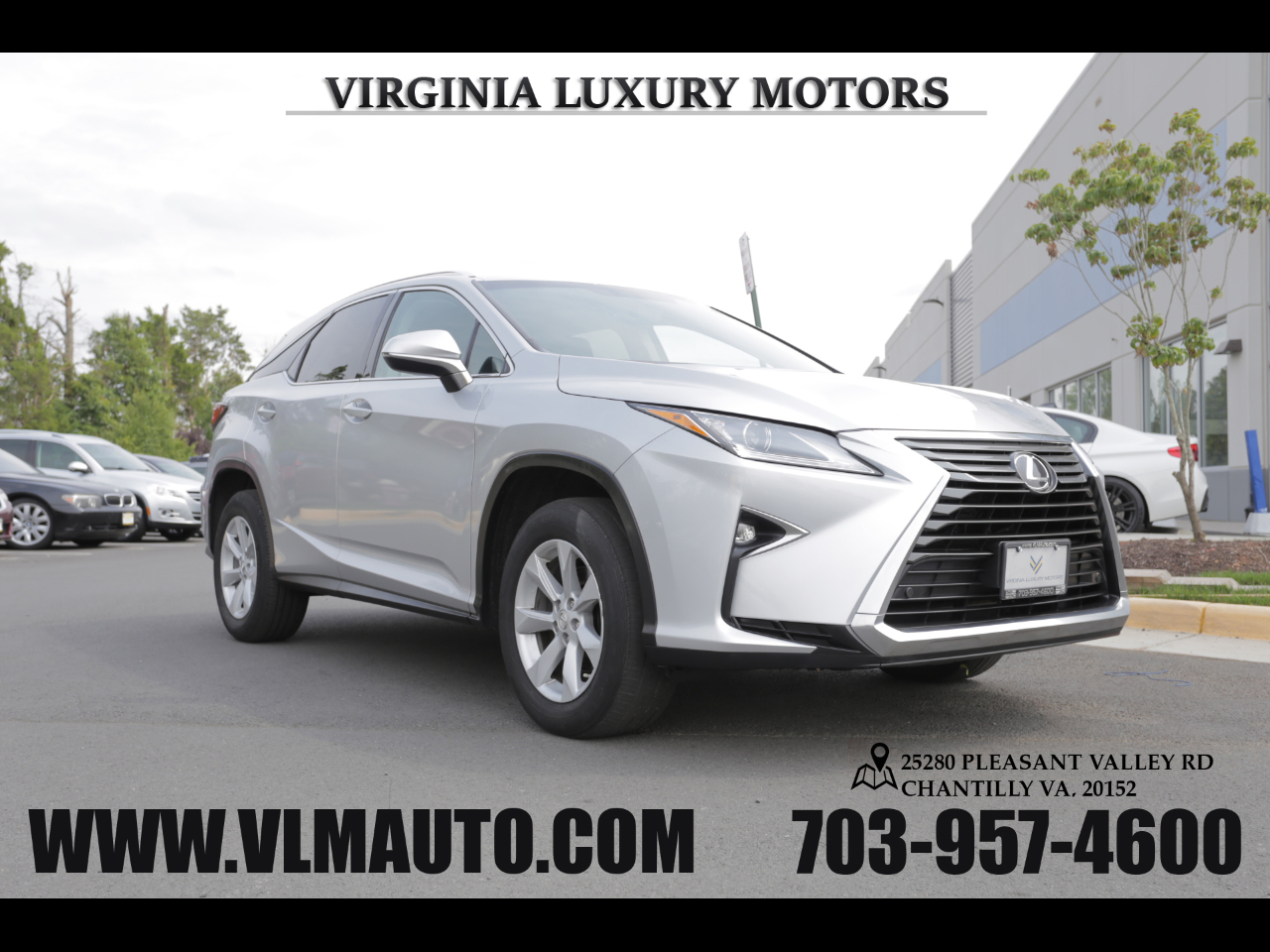 2016 Lexus RX 350 Premium Package AWD