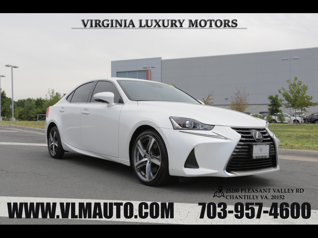 2018 Lexus IS 300 Premium Package