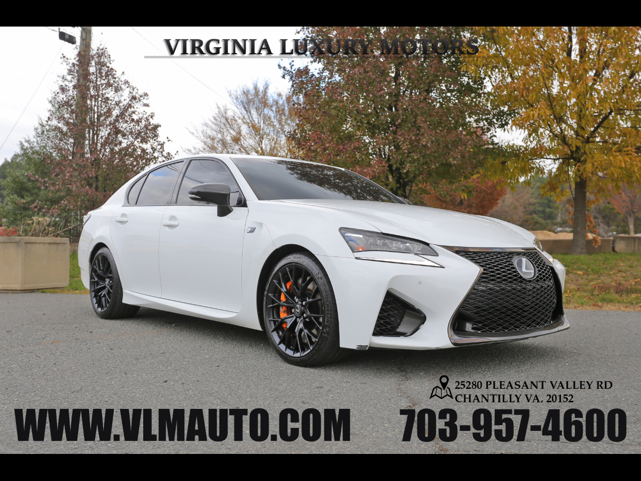 2016 Lexus GS F F-Sport Package