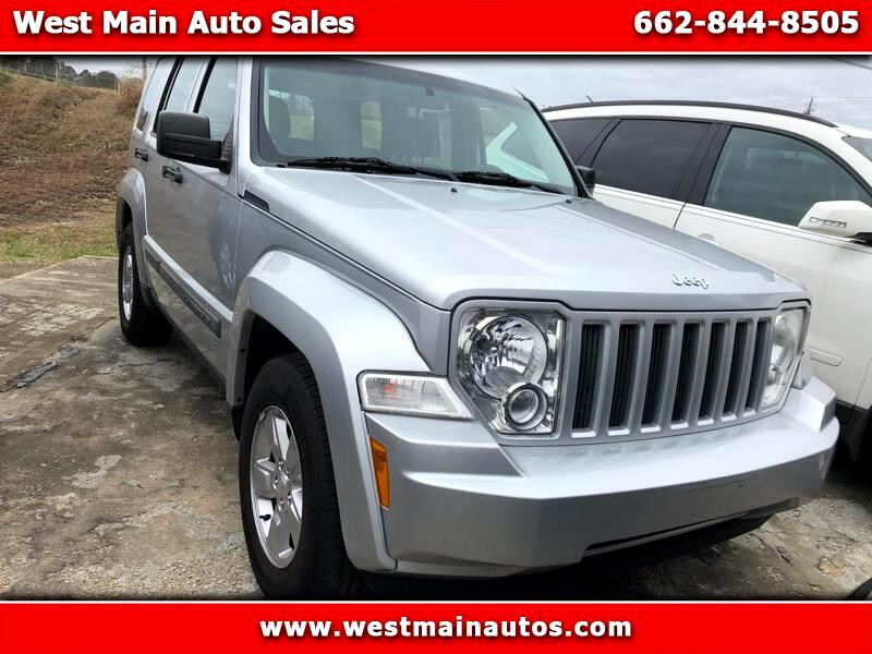 2012 Jeep Liberty 2WD 4dr Sport