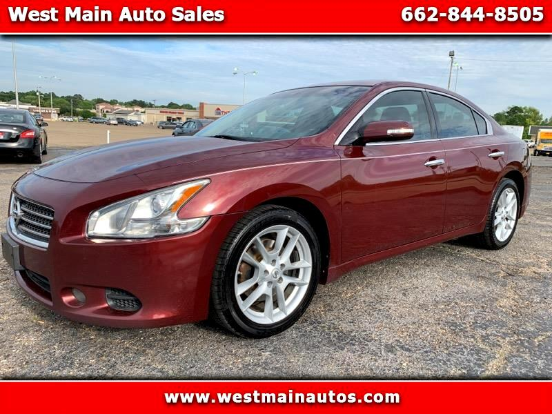 2011 Nissan Maxima 4dr Sdn 3.5 S