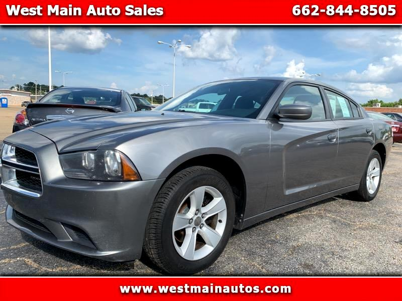 2011 Dodge Charger 4dr Sdn RWD