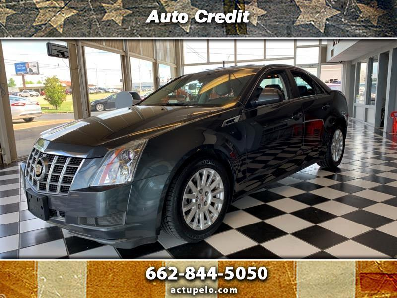 2012 Cadillac CTS Luxury AWD w/ Navi