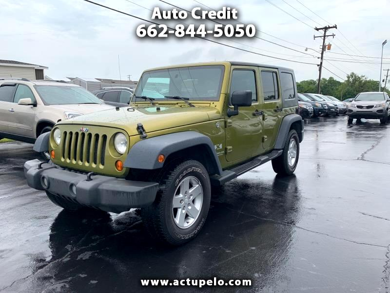 2007 Jeep Wrangler Hard Top