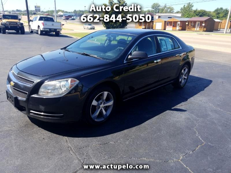 2012 Chevrolet MALIBU 1LT Base