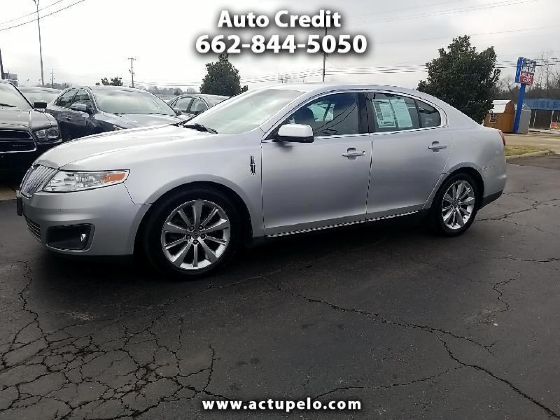 Lincoln Lincoln MKS 3.5L with EcoBoost AWD 2010