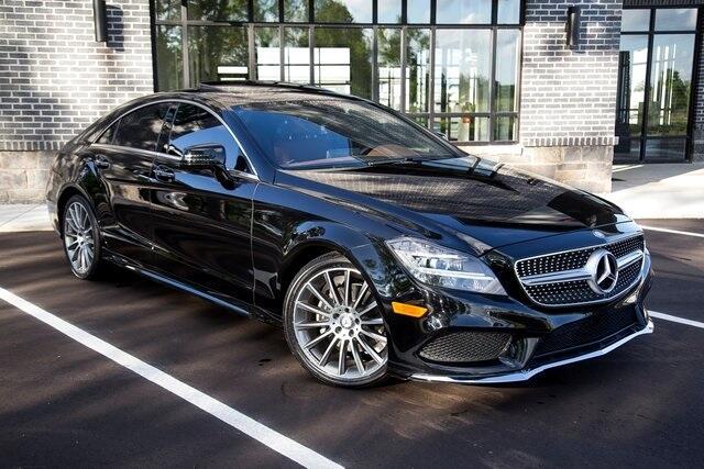 2016 Mercedes-Benz CLS CLS400