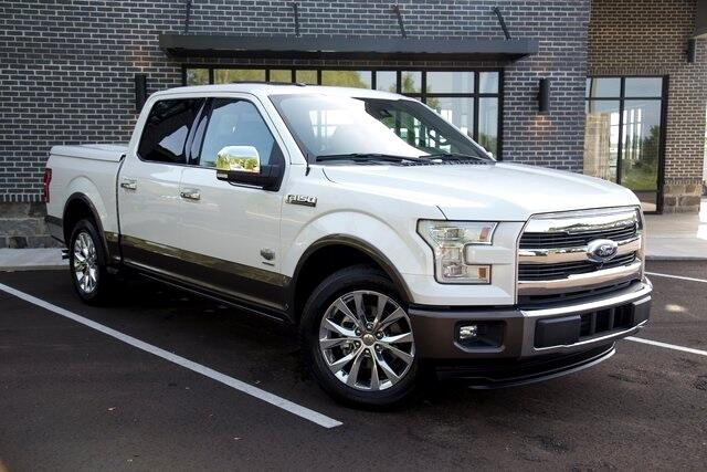 2016 Ford F-150 King Ranch RWD