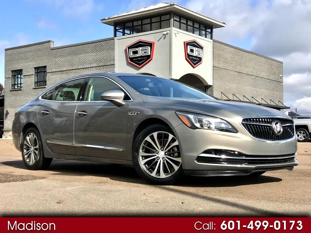 Buick LaCrosse Preferred 2017