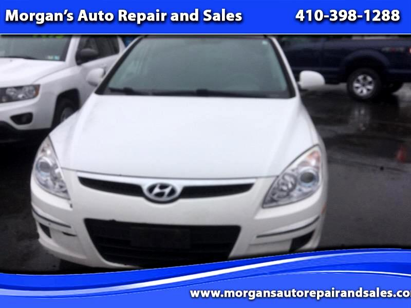 2012 Hyundai Elantra Touring SE Manual