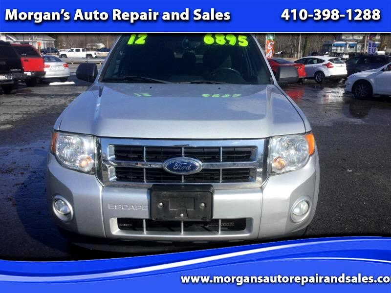 "2012 Ford Escape 4dr 103"" WB 3.0L XLT Sport 4WD"