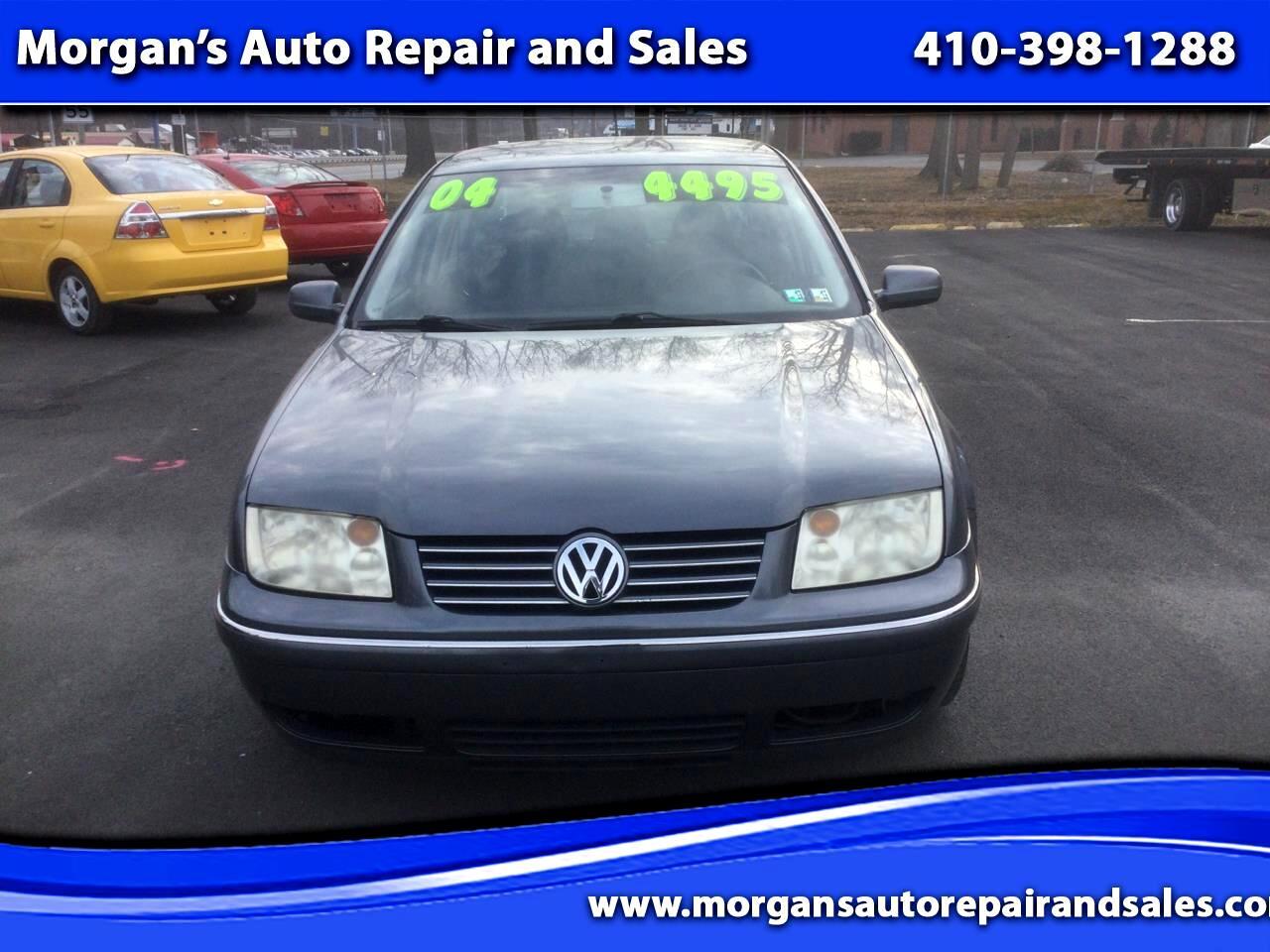 Volkswagen Jetta GL 2.0L 2004