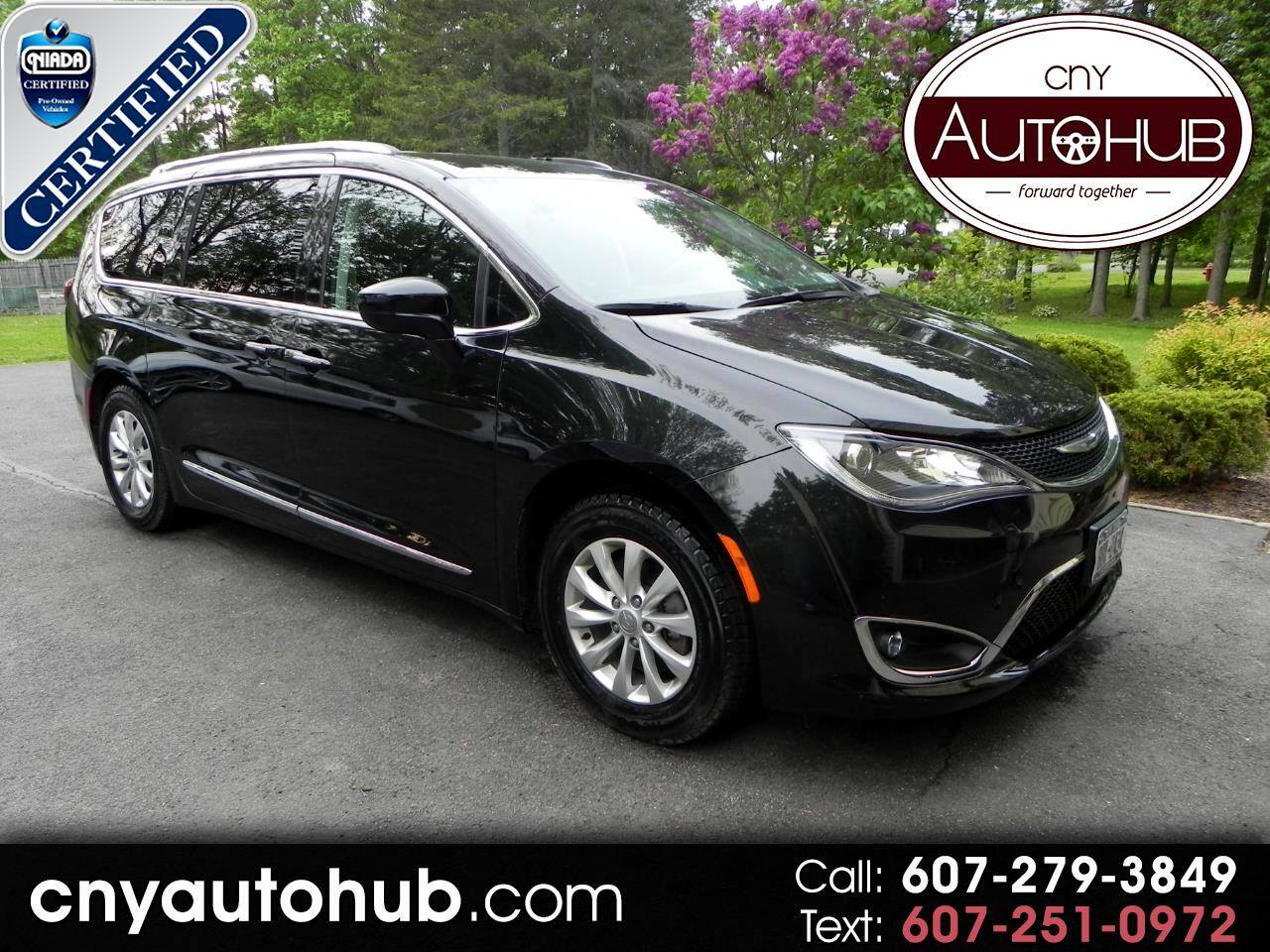 2018 Chrysler Pacifica Touring-L Plus FWD