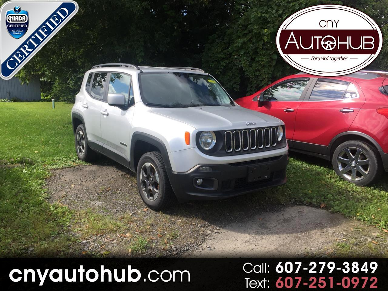 Jeep Renegade Latitude 4WD 2015